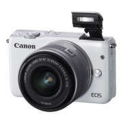Canon EOS M10 Wit + 15-45mm IS STM