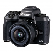 Canon EOS M5 systeemcamera + 15-45mm IS STM