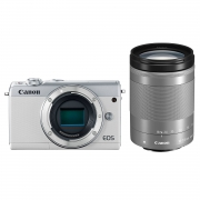 Canon EOS M100 Wit + 18-150mm IS STM