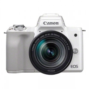 Canon EOS M50 systeemcamera Wit + 18-150mm IS STM Zilver